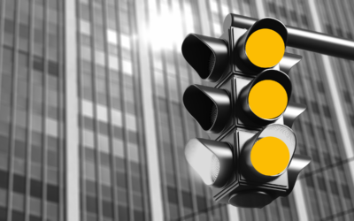 Traffic light system: BRAG status for easier weekly project updates