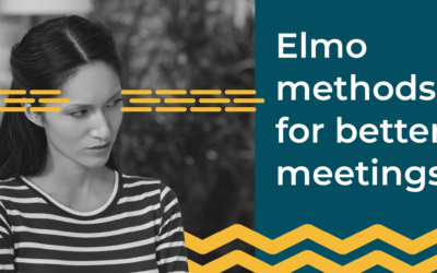Four ELMO methods for your next meeting